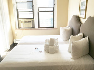 Deluxe Room 2 twin beds