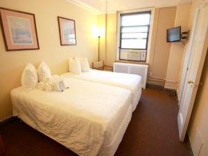 Standard Room 2 Twin Beds
