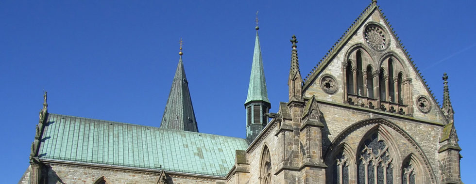Father Addi honored by Paderborn High Cathedral Choir