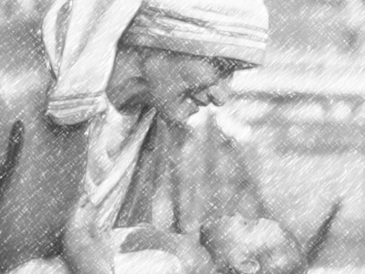 Blog Spiritual Inspiration Mother Teresa