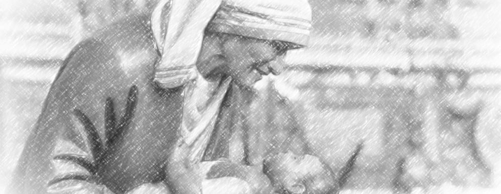 Blog Spiritual Inspiration Mother Teresa