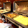 NYC Complimentary Breakfast Buffet