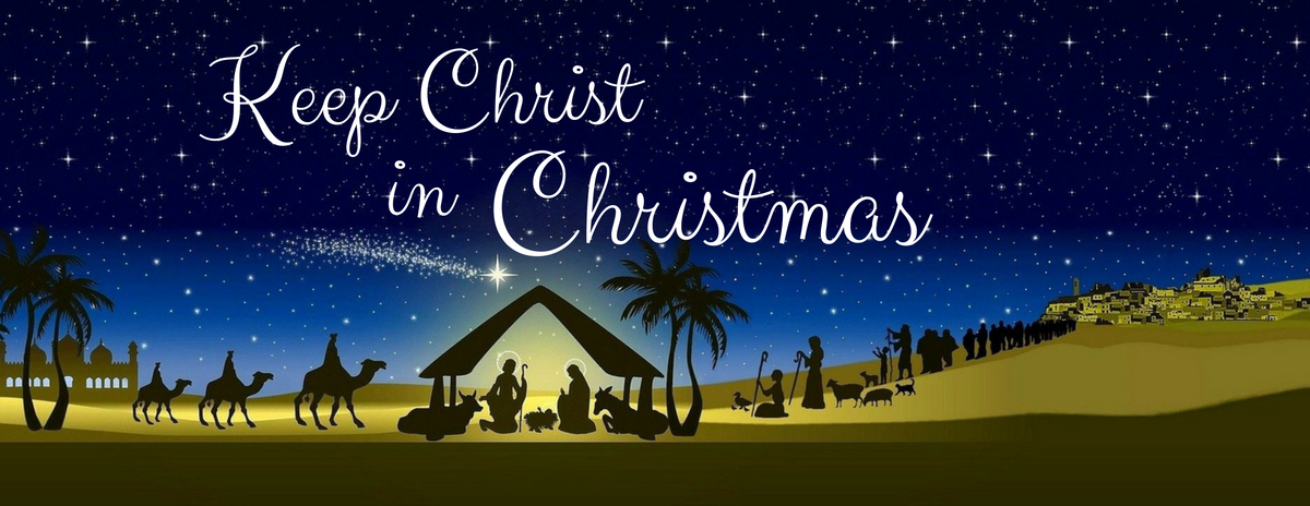 Image result for keep christ in christmas images