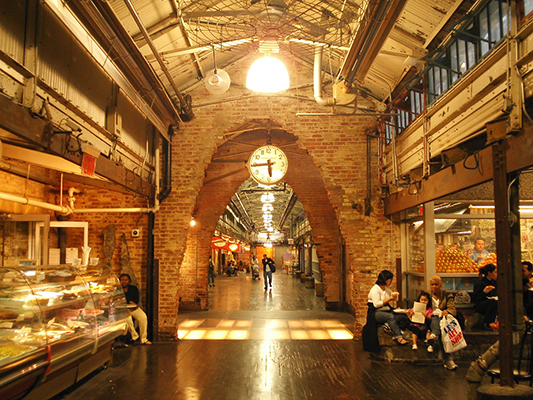 Chelsea Market NYC-2 - The Leo House | New York City