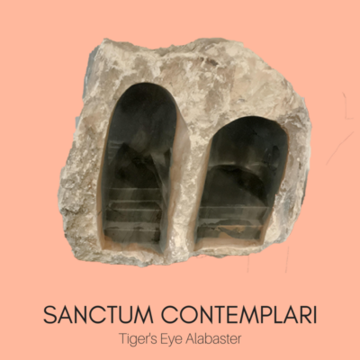 Sacred Spaces Sculpture by Ailene Fields SANCTUM CONTEMPLARI