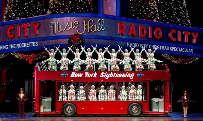 Christmas in NYC Radio City Spectacular