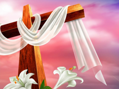 Easter prayer and reflection