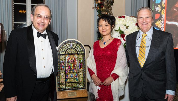 Pope Leo XIII Fundraising Gala 2017