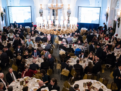 Leo House Gala Save the Date 2019