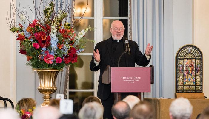 Monsignor Kevin Sullivan, Director, Catholic Charities New York (Keynote Speaker)
