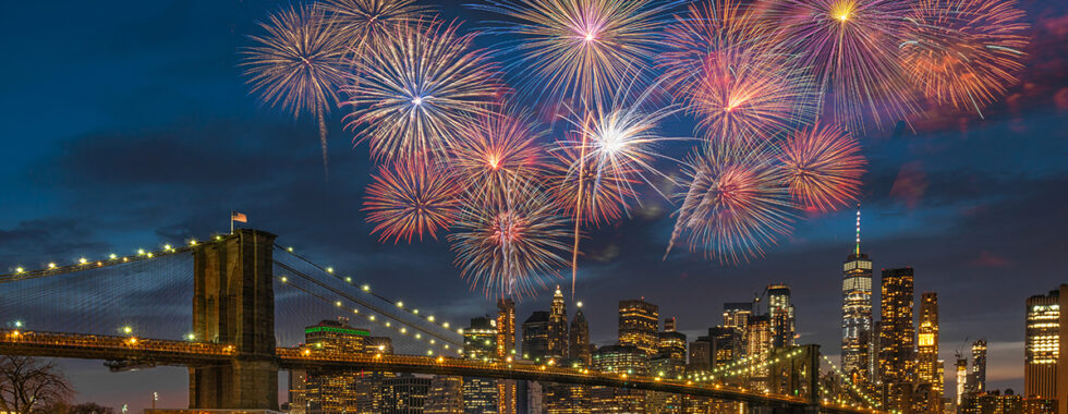 Macy's NYC 4th of July Fireworks 2021