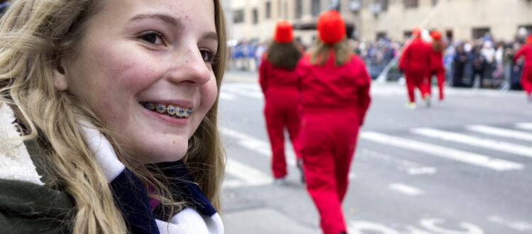 NYC Columbus Day Parade
